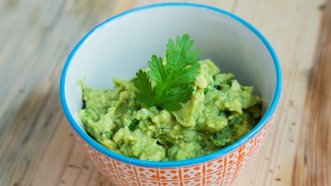 Guacamole selbstgemacht