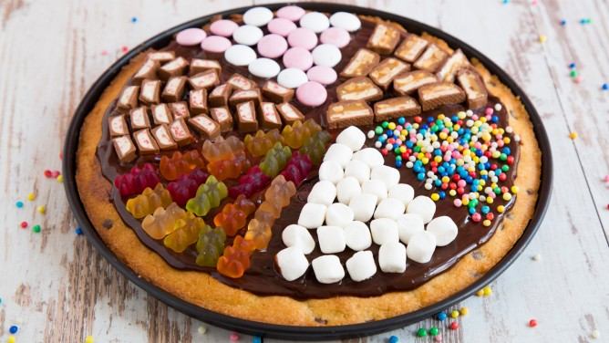 Cookie-Pizza