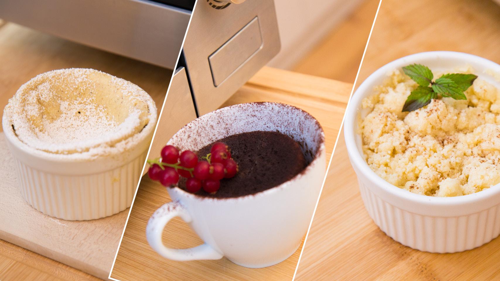 Mikrowellenkuchen Tolle Tassenkuchen Rezepte