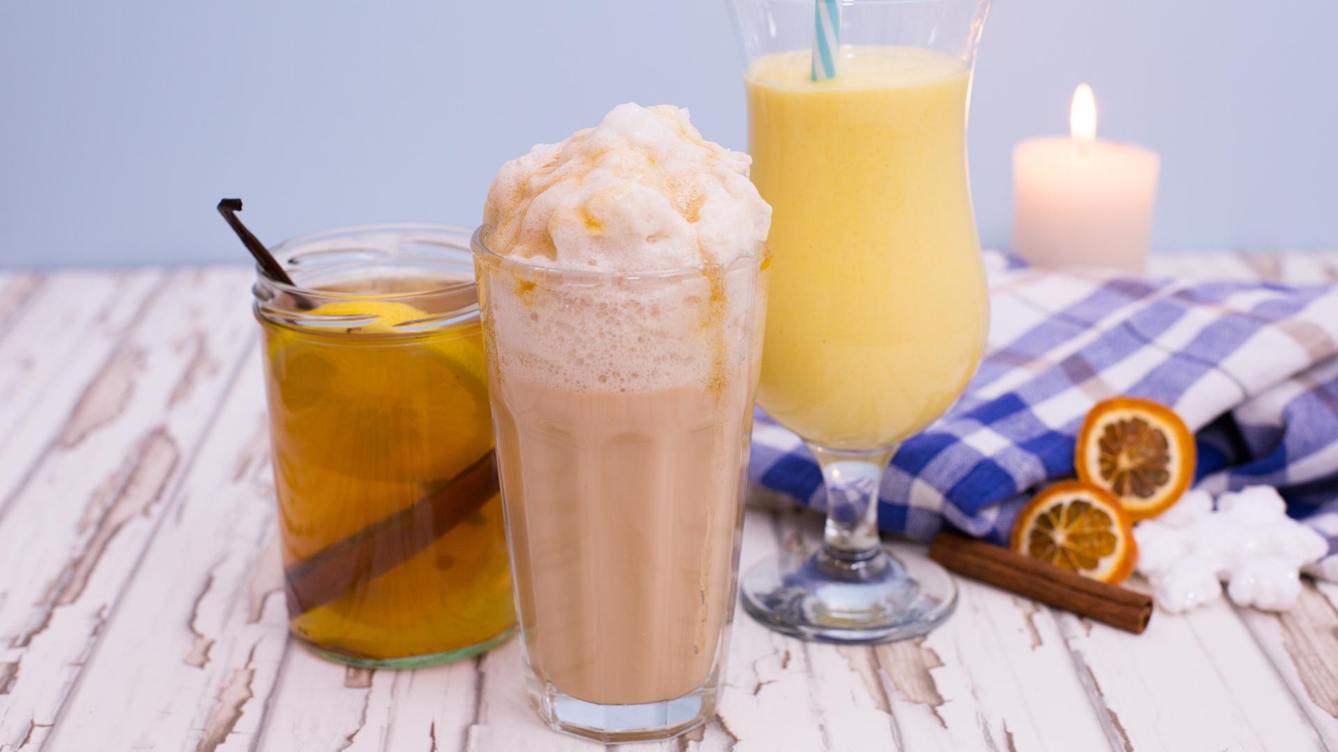 Leckere Rezepte für Getränke